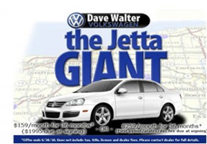 Dave Walter Vw >> Dave Walter Volkswagen Burke Advertising Marketing Media