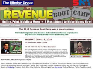 Tim Burke speaks at the Local Media Conference in Las Vegas!